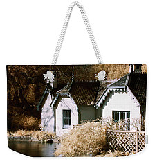 Duck Island Cottage Weekender Tote Bag