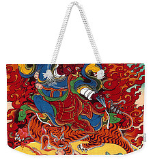 Dudjom's Dorje Drollo Weekender Tote Bag