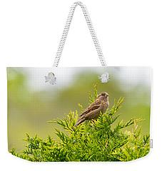 Dunnok Weekender Tote Bag