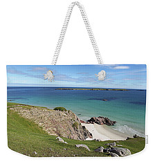 Weekender Tote Bag featuring the photograph Durness - Scotland by Pat Speirs