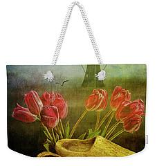 Dutch Heritage Weekender Tote Bag