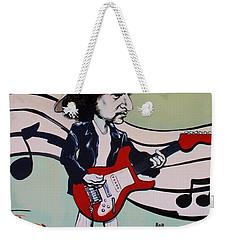 Dylan Weekender Tote Bag by Rob Hans