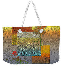 Early Morning In Boreal Forest Weekender Tote Bag