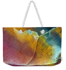 Earth Portrait 001 Weekender Tote Bag
