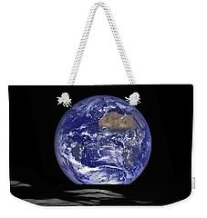 Earthrise Weekender Tote Bag
