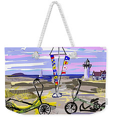 East Coast Elliptigo Classic Weekender Tote Bag