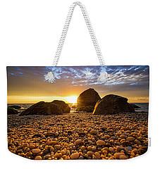 East Marion Sunset Weekender Tote Bag