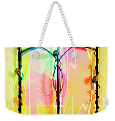 Weekender Tote Bag featuring the photograph Easter Remembrance by Al Bourassa