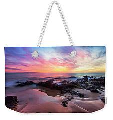 Ebb Tide Weekender Tote Bag