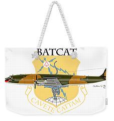 Ec-121r Batcat 6721498 Weekender Tote Bag