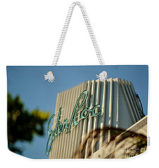 Eden Roc Hotel Miami Beach Weekender Tote Bag