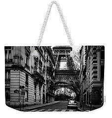 Only In Paris Weekender Tote Bag