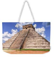 El Castillo Weekender Tote Bag