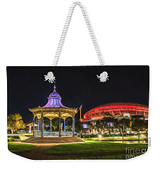 Elder Park Elegance Weekender Tote Bag by Ray Warren