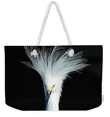 Electrifying Weekender Tote Bag by Fraida Gutovich