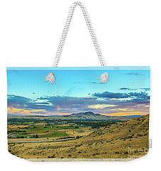 Emmett Valley Weekender Tote Bag by Robert Bales