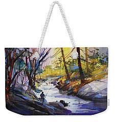 Enchanted Wilderness Weekender Tote Bag
