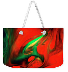 Envy Feeding On Itself Weekender Tote Bag