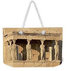 Erechtheion Weekender Tote Bag