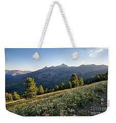 Evening Light Weekender Tote Bag
