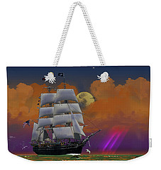 Evening Return For The Elissa Weekender Tote Bag by J Griff Griffin