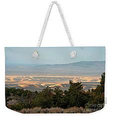 Evening Sun Weekender Tote Bag