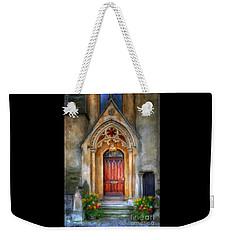 Evensong Weekender Tote Bag by Lois Bryan