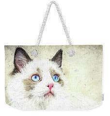 Ever Watchful Weekender Tote Bag