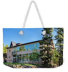 Evergreen Escape Weekender Tote Bag