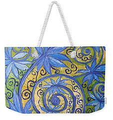 Expansion Weekender Tote Bag