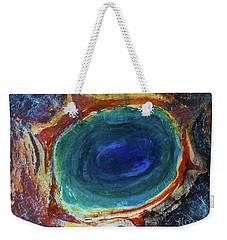 Eye Into The Earth Weekender Tote Bag