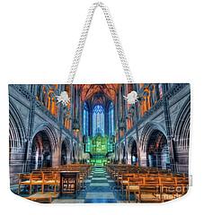 Faith Hope And Love Weekender Tote Bag