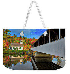 Fall In Stark Weekender Tote Bag