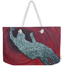 Falling Stars Weekender Tote Bag