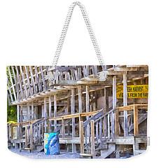 Farmers Market Weekender Tote Bag by Ricky Dean