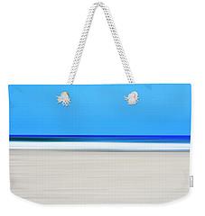 Feeling Blue Weekender Tote Bag by Joseph S Giacalone