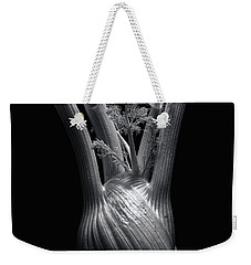 Fennel Weekender Tote Bag by Wayne Sherriff