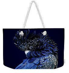 Fibonacci Cockatoo Weekender Tote Bag