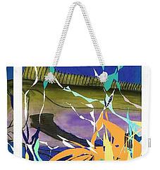 Fiesta Weekender Tote Bag by Andrew Drozdowicz