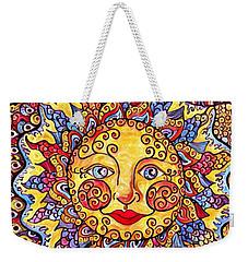 Fiesta Sun Weekender Tote Bag
