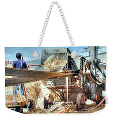Filling The Sack 3485 Weekender Tote Bag