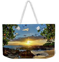 Find Your Beach Weekender Tote Bag