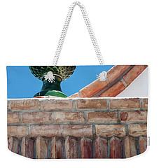 Finial Weekender Tote Bag