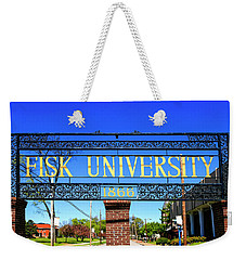 Fisk University Nashville Weekender Tote Bag