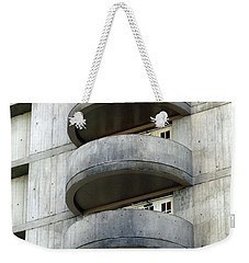 Five Floors Up Weekender Tote Bag