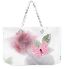 Fleur Weekender Tote Bag