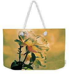 Weekender Tote Bag featuring the photograph Flores De Invierno by Alfonso Garcia