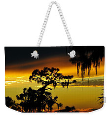 Central Florida Sunset Weekender Tote Bag