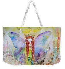 Flower Fairy  Weekender Tote Bag