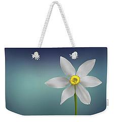 Flower Paradise Weekender Tote Bag by Bess Hamiti